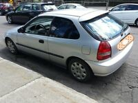 Honda Civic A/C hatchback