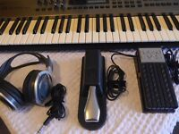 ROLAND RS5 KEYBOARD & ACCESSORIES