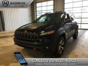 2015 Jeep Cherokee TRAILHAWK  - Navigation -  Bluetooth - $184.0