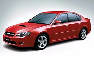 Subaru Legacy GT, WRX, STI Moteur endommaer