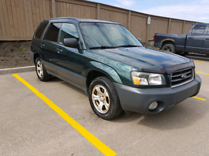 2005 Subaru Forester 2.5X AWD Automatic