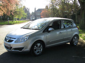 Vauxhall Corsa 1.2i 16v Automatic Club**ONLY 66,000 MILES**FSH**GREAT 1ST AUTO**