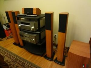 Amazing HTS 5.1 / 7.1 Surround-Tannoy / Yamaha - Mint - $750 OBO