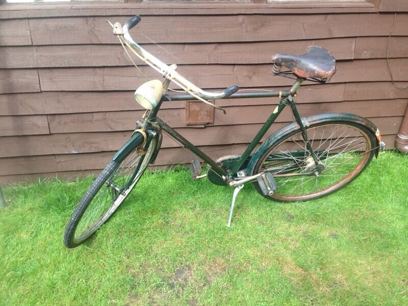 Raleigh Superbe about 1957