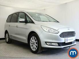 2019 Ford Galaxy 2.0 EcoBlue 190 Titanium X 5dr People Carrier Diesel Manual