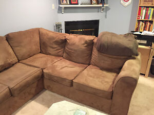 6 seat couch West Island Greater Montréal image 2