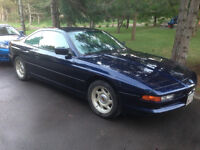 1991 BMW 850i - First one in Canada!!