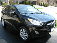 2010 Hyundai Tucson Limited with Navigation