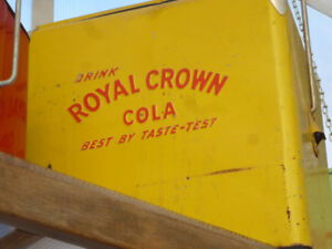 Royal Crown cooler