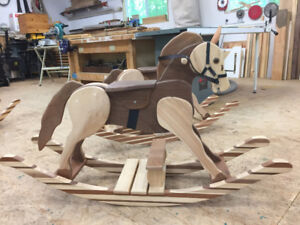 Rocking Horses/ One -of-a-kind