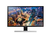 "NEW, Samsung U28ED590D 28"" 70cm 1ms 1Bilion colours 4K UHD LED Monitor"