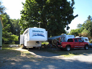 """Monthly RV Site Campground on """"Spring"""" Special"""