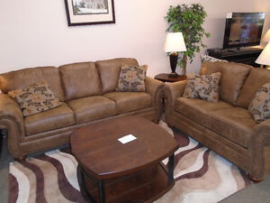 Leather sofa kijiji free classifieds in london find a for Furniture jobs london