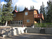 89.87 Acres with House, Log Cabin and Outbuildings, in HINTON!
