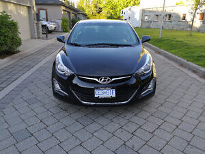2015 Hyundai Elantra Sports Edition Sedan