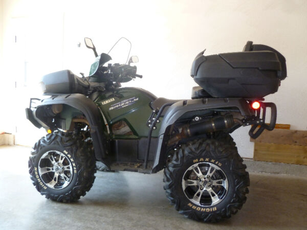 Used 2011 Yamaha 550 EPS 4X4