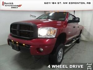 2008 Dodge Ram 1500    Used 4X4 M/C Laramie DVD Sunroof $214.54