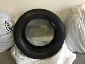 Selling used winter tires