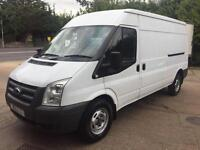 Ford Transit 2.4TDCi Duratorq ( 100PS ) 350L ( Med Roof ) LWB *NO VAT*