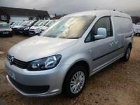2013 63 VOLKSWAGEN CADDY MAXI 1.6 C20 TDI TRENDLINE BMT 102 BHP WITH REAR TAILGA