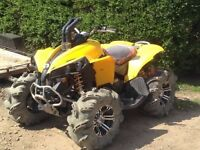 **REDUCED** Can am Renegade