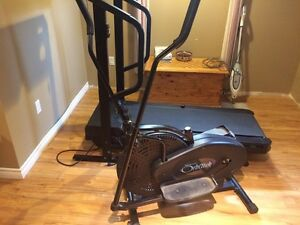 Weslo Cadense 927 Treadmill And Orbitrek Elliptical