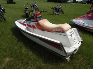 1990 YAMAHA WAVERUNNER - GOOD RUNNER