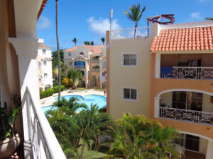 Punta Cana, Bavaro Apartment Rental near the Beach