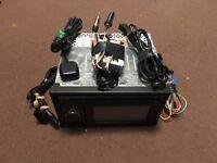 Pioneer avic-320bt sat nav radio cd player