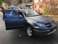 LPG LOW PRICED GAS. Mitsubishi Outlander 2.4 auto Sport SE. STACKS OF HISTORY!!