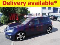 2012 Volkswagen Golf GTi 2.0 DAMAGED REPAIRABLE SALVAGE