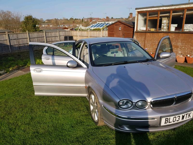 Jaguar X Type 3 0 Se Awd Petrol In Rugby Warwickshire Gumtree