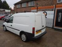 2007 Vauxhall Combo Dual fuel 1.4i 16v Twinport 1700 Petrol and LPG