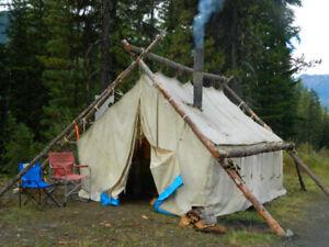 Wall Tent   Kijiji in British Columbia  - Buy, Sell & Save