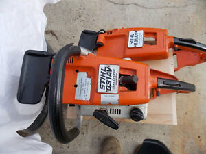 Stihl 031 parts chainsaw