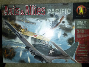 $60 · Axis and Allies Pacific Edition board game