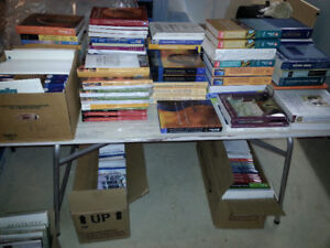Over 100 NEW textbooks for sale!