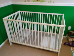 Ikea Gulliver crib/ toddler bed