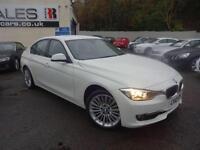2012 12 BMW 3 SERIES 2.0 320D LUXURY 4D AUTO 184 BHP DIESEL