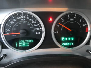 2008 Jeep Patriot limited, As Is