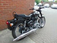 2016 (66) ROYAL ENFIELD BULLET 500 EFi - ONLY 12 MILES ON THE CLOCK