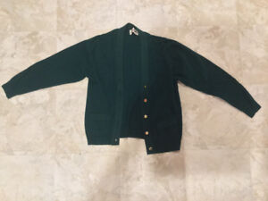Authentic Wool Cardigan from Scotland
