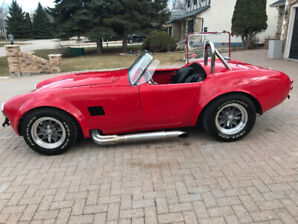 1965 Shelby COBRA factory 5 rare auto 302 AMAZING