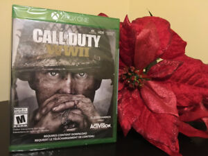 XBox Game - Call of Duty WWII