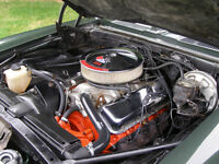 Looking for 1969 L78 Camaro Engine 396/375HP