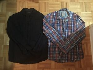 MEN'S BRAND NAME BUTTON UP SHIRTS - $10 EACH OR $80 FOR ALL 12 London Ontario image 4