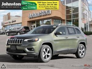 2019 Jeep Cherokee Limited 4x4  - Navigation -  Uconnect - $150.