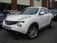 2011 61-Reg Nissan Juke 1.6 16v Acenta Premium,GEN 15,000 MILES,YES 15,000 MILES