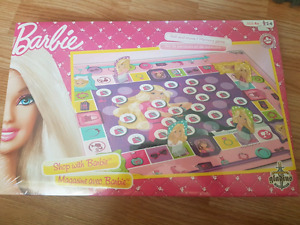 NEW Shop with Barbie Memory Game