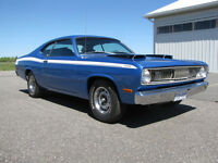 1972 Plymouth 340 Duster